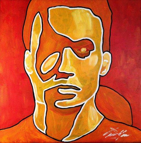 Mike Patton Art -- Owen York Art