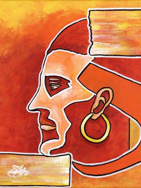 Owen York Art - The Egyptian