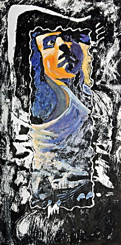 Owen York Art - The Resting Man