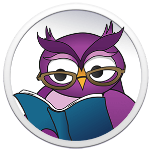 The Owl reading