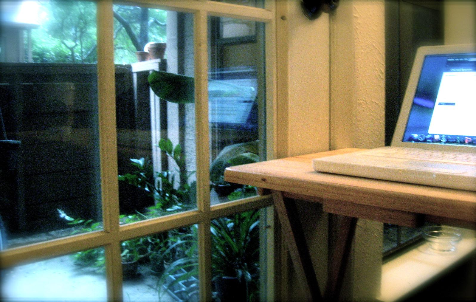 Makeshift Desk