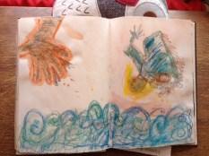 Kid's drawings Marissa 4