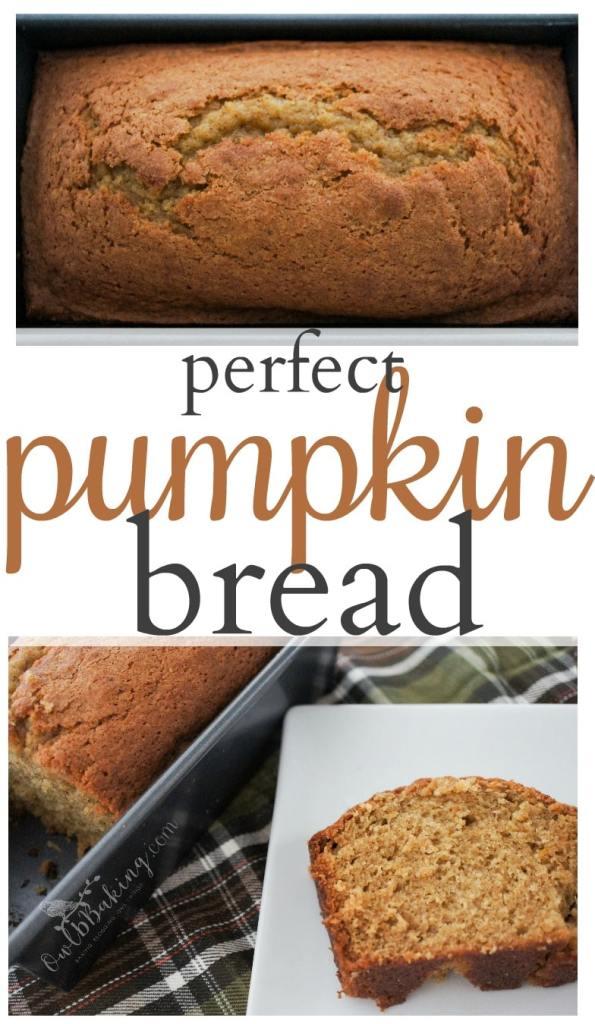 Perfect Pumpkin Bread Pin