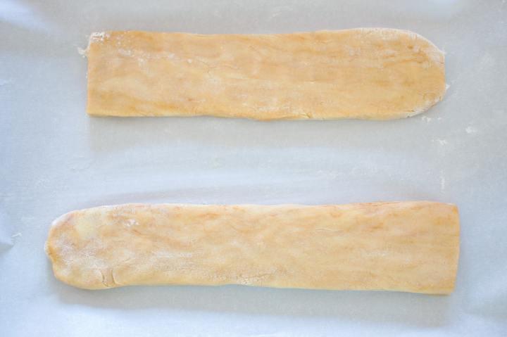 Cinnamon Vanilla Biscotti