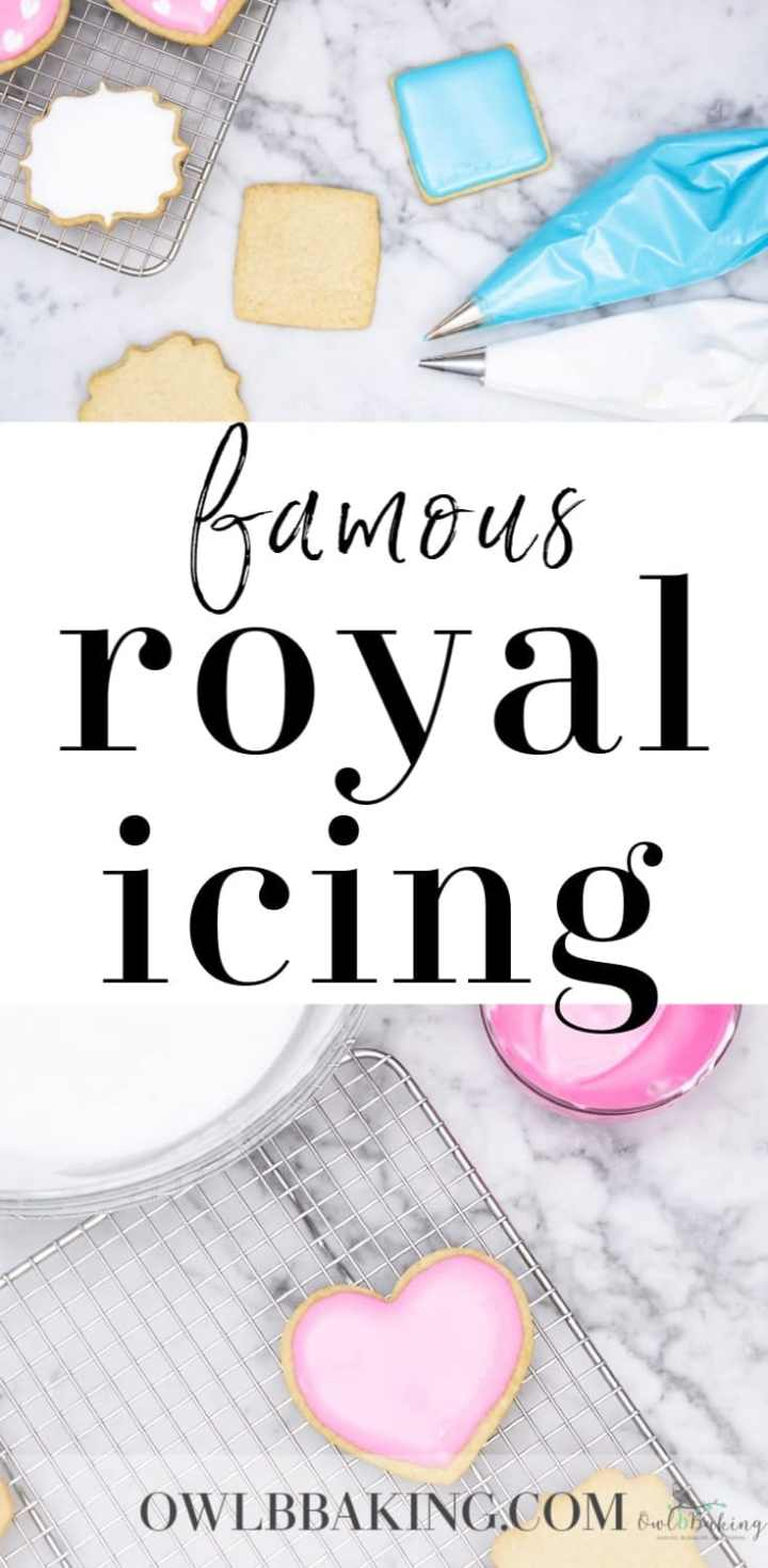 Famous Royal Icing