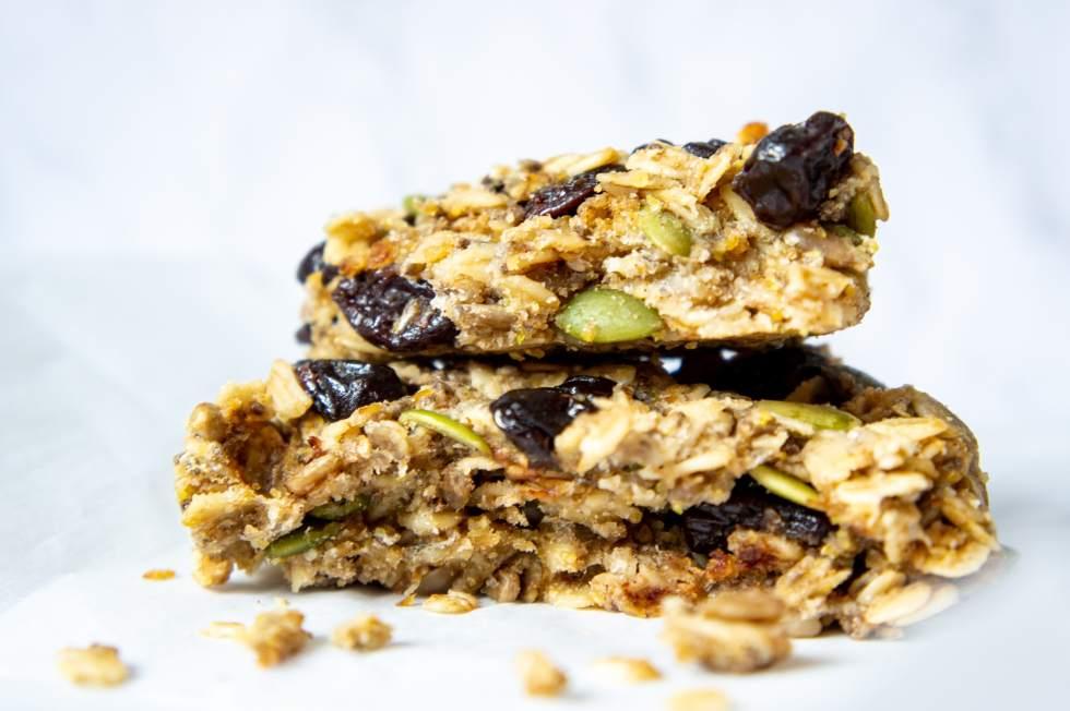 Clean eating, gluten free, vegan, refined sugar free, flourless, natural, healthy breakfast cookies