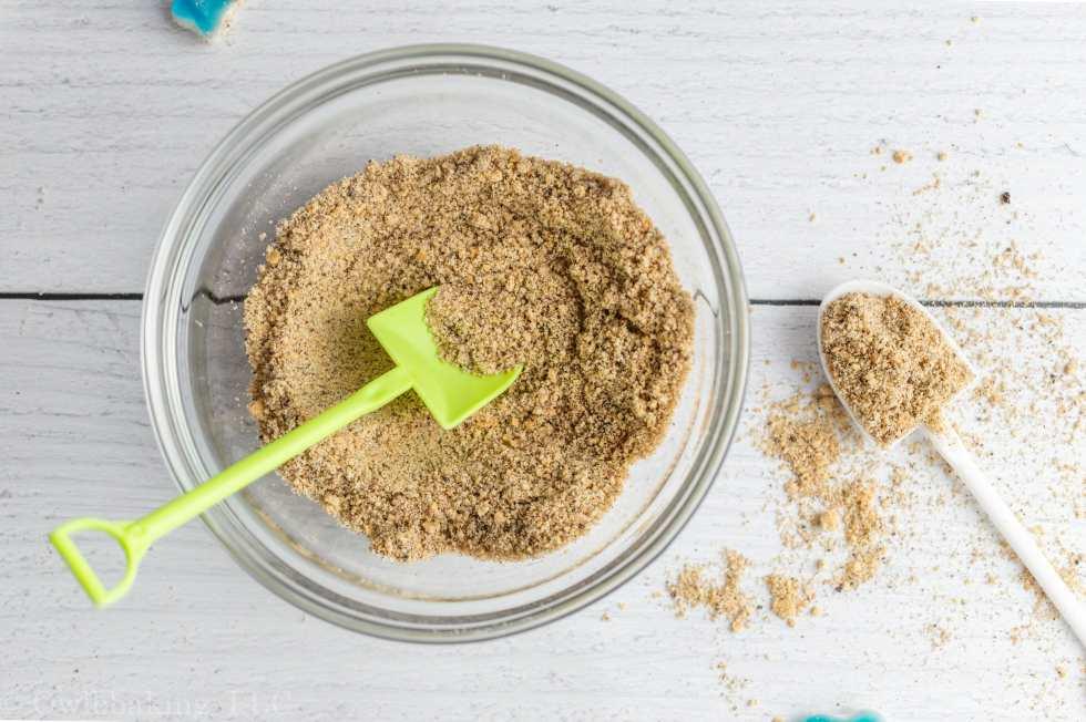 Beach Pudding Jars_edible sand