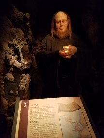 Iceland Reykjavik Saga Museum Papar
