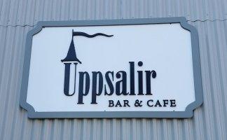 Iceland Reykjavik Uppsalir Bar & Cafe
