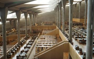 Bibliotheca Alexandrina, Alexandria