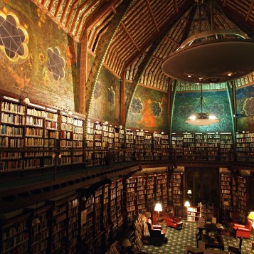 Oxford Union Library, London