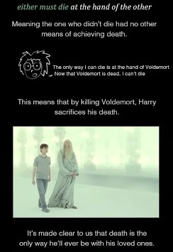Harry Potter - Alternate ending | Owlish Books & Movies