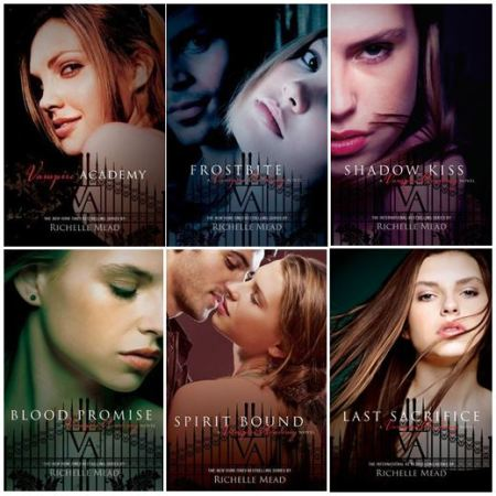 Vampire Academy - Richelle Mead 27