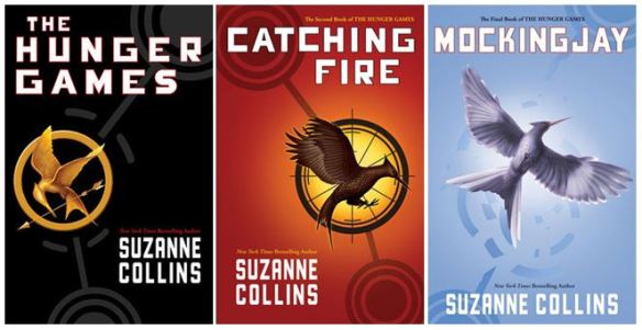 review of the hunger games trilogy