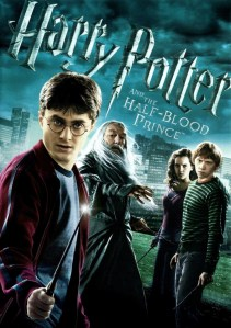 Harry Potter - movie adaptations 6
