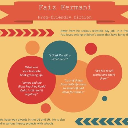 Interview with: Faiz Kermani 18