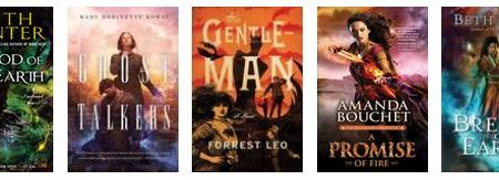 New releases: August 2016 - fantasy 3