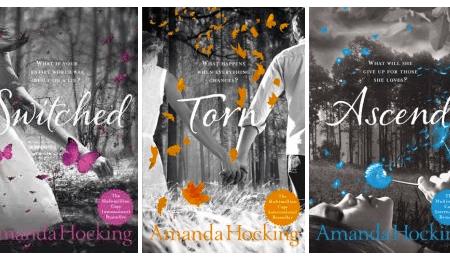 Trylle trilogy - Amanda Hocking 3