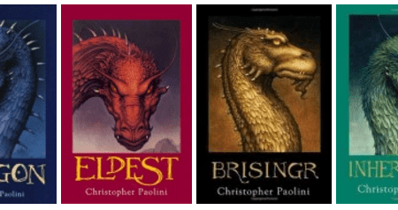 The Inheritance Cycle - Christopher Paolini 15