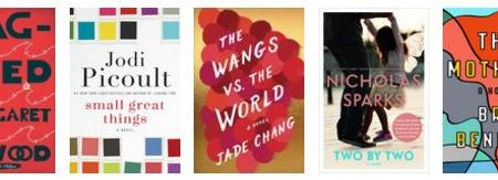New releases: October 2016 - fiction 6