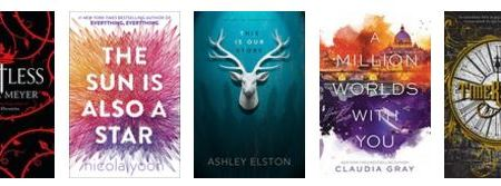 New releases: November 2016 - young adult 12