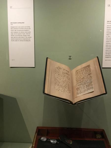Jane Austen's notebook