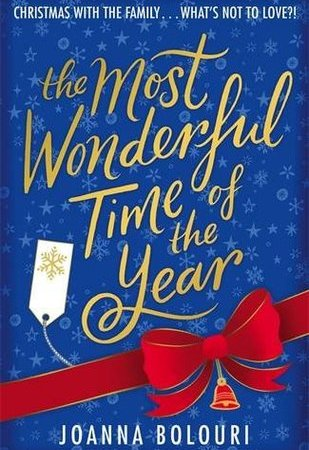 The Most Wonderful Time of The Year - Joanna Bolouri 36