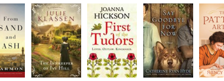 New releases: December 2016 - historical fiction 18