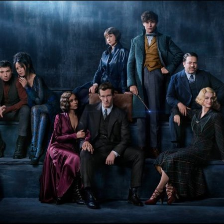 Fantastic Beasts 2: title and main cast revealed! 15