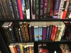 Rwoling's shelf