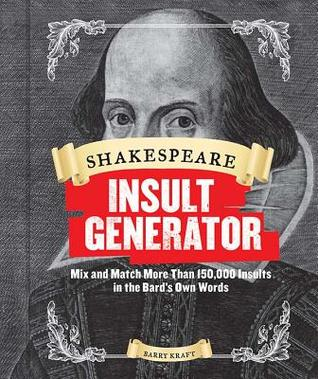 Shakespeare Insult Generator 12