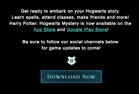 Game: Harry Potter – Hogwarts Mystery is now out! 15