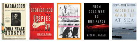 New releases: May 2018 - history & biography 3