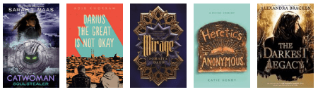 new young adult books august 2018