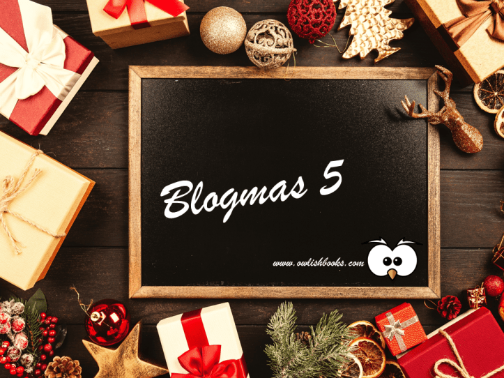Blogmas 5: a new friend on the train 1
