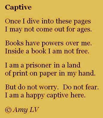 Blogmas 13: poem that describes me reading 1