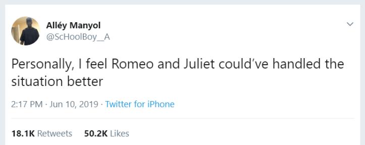 The best bookish tweets of June 2019 4