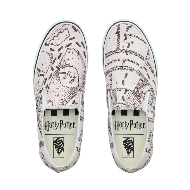 Vans shoes meet Harry Potter 6