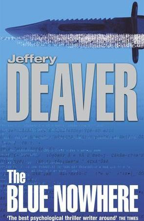 The Blue Nowhere - Jeffery Deaver 3