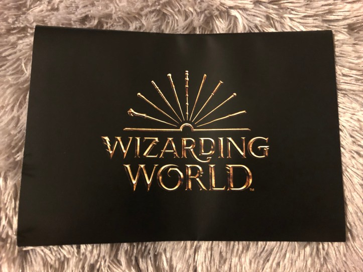 Wizarding World Lootcrate - Magical Plants 1