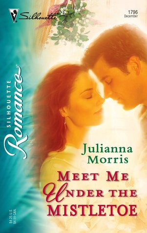 Blogmas 19: Meet Me under the Mistletoe - Julianna Morris 2