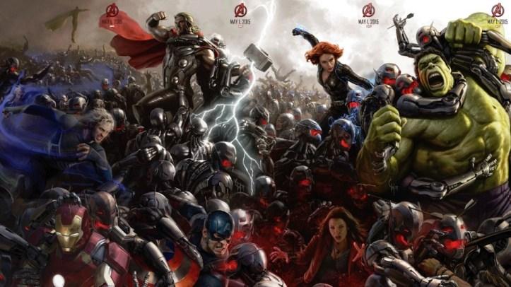 Summer challenge: Marvel movies 1