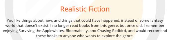 Quiz: What book genre fits you best? 2
