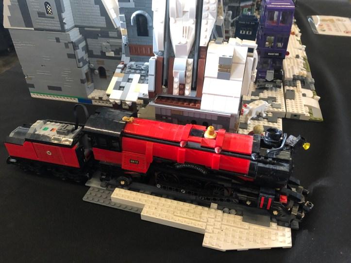 FACTS Lego Expo Hogwarts Express