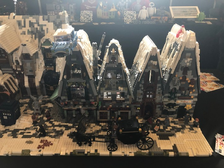 FACTS Expo Lego Harry Potter Diagon Alley