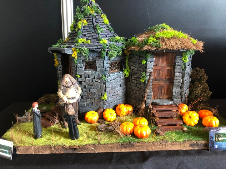 FACTS Expo figurines Harry Potter