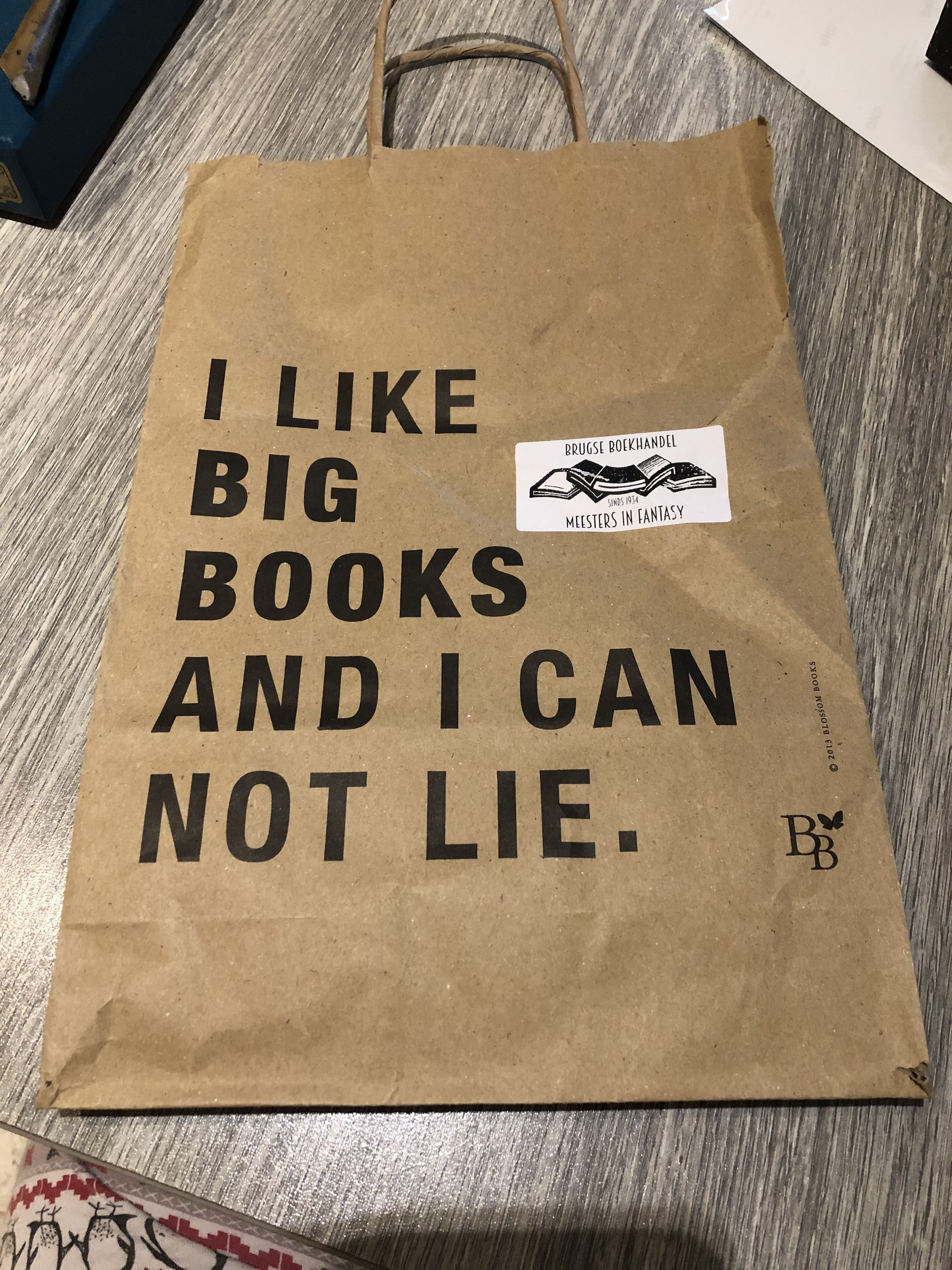 FACTS book bag