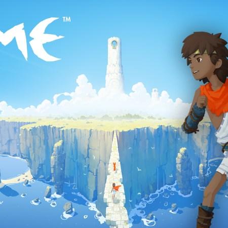 RiME game - storytelling