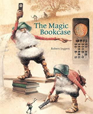 Picture books about books 8
