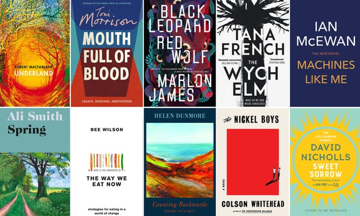 2019 in books: what you'll be reading this year 1